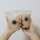 Iced Latte & Iced Spanish Latte