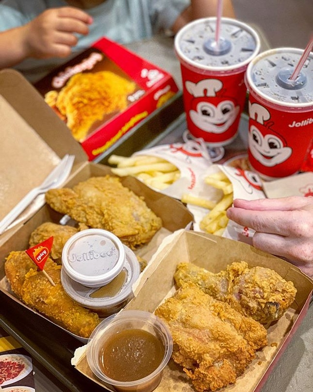 Have you tried Jollibee before?