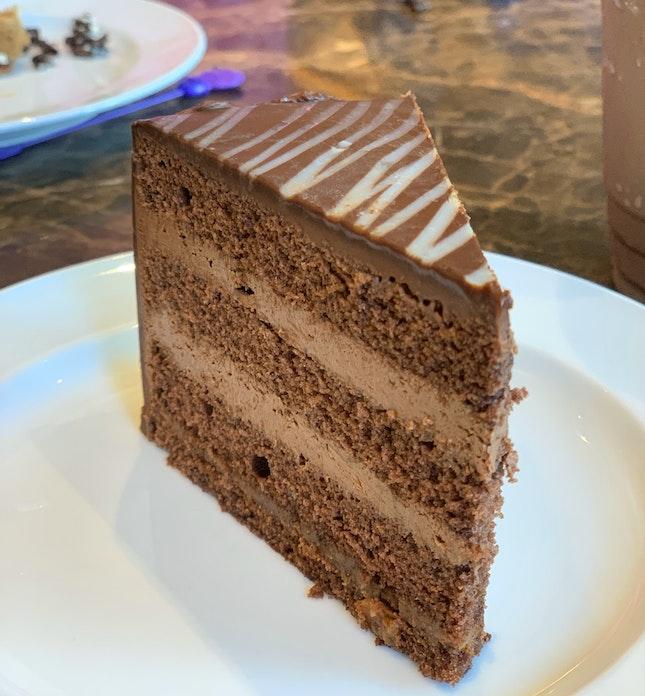 Thousand Leaves Chocolate Cake