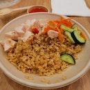 Quinoa Chicken Rice