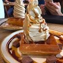best waffles + ice cream in singapore