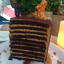 20 layer chocolate cake