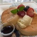 soufflé pancakes