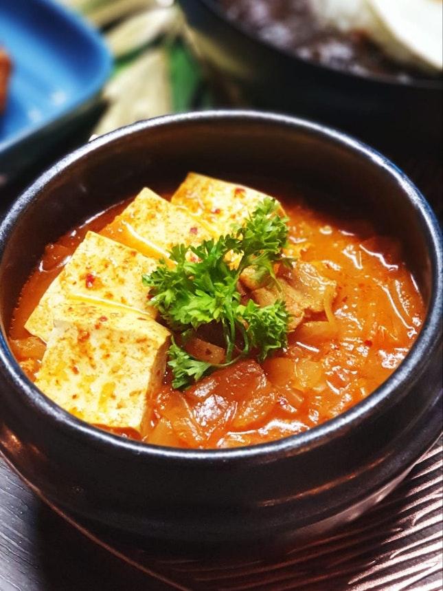 Authentic Korean food in Jeollanamdo Style
