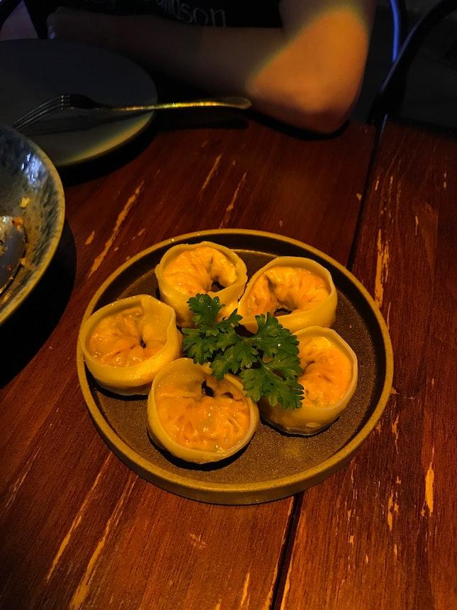 bad kimchi mandu