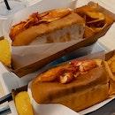 yumz lobster roll