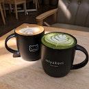 Miyakori Coffee (Johor Bahru City Square)