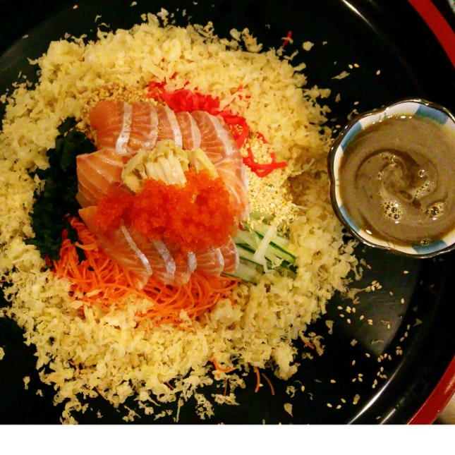 The Best Yusheng And Almost Everything On Their Menu
