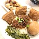 Good Braised Pork Rice In The Area