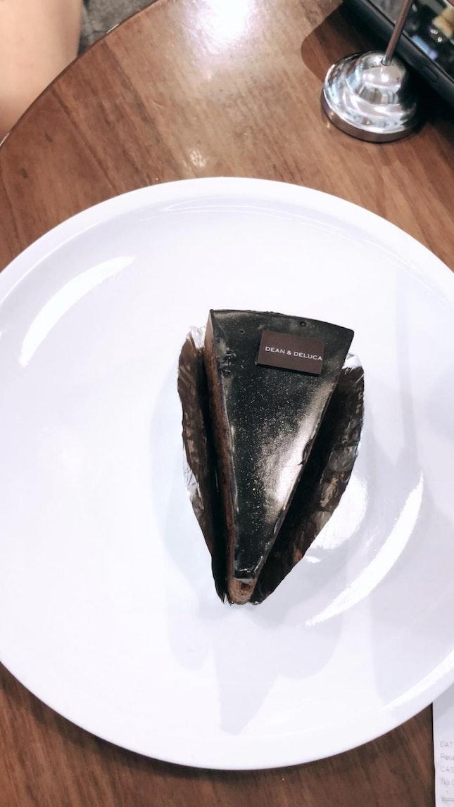 Dean & DeLuca Chocolate Cake Slice