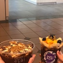 Original Flower Bowl & Nuts For Acai Bowl