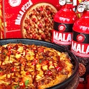 🌸Media Invite🌸 World's largest pizza chain Pizza Hut is offering its latest seasonal Mala Pizza and Mala Wings, available islandwide for a limited time only, from now to 12 April 2020.