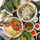 Vietnamese pho~ omg!