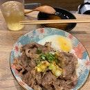 Truffle/ Butter Garlic Beef Dons