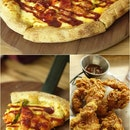 Korean Pizza & Fried Chicken