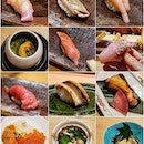 The lunch omakase at $138++ is a good deal!