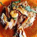 Satay Beehoon #lunch