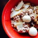 #lunch #brunch #fishballnoodles