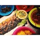 這魚🐟好吃👍✨ #korea #food #gangnam88 #fish #yummy