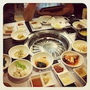 Dinner ~ @darren_tang @cyleong #ryansua #food #korea #dinner #october #saturday #solaris #kl