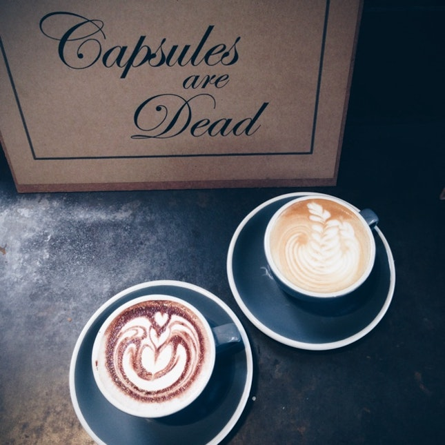 Favourite Coffee Places