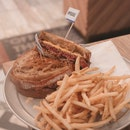 Impossibly Delicious Impossible Melt Sandwich (~$22-25)