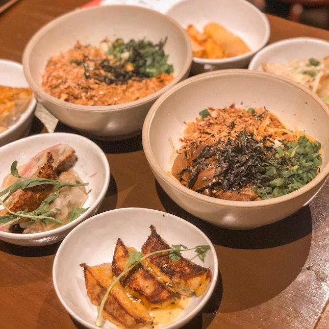 Best Dumplings In SG (~$20-30)