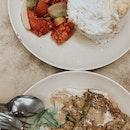 Salted Egg Pork Chop SLURPS 😋