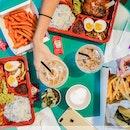 Deliveroo Food Market (Mediapolis)