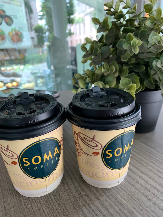 A decent cup of coffee in CBD