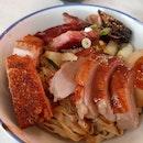 Roast Paradise Noodles