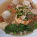 Superior fish Soup.
