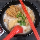 China Square Fried Fish Soup (Blanco Court)