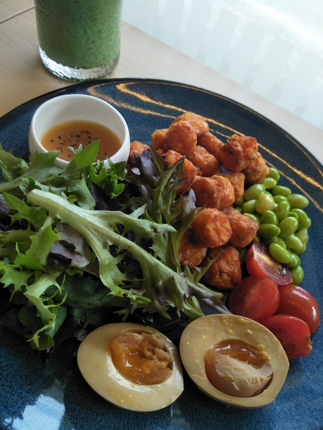lean bento customised dish