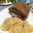 Pistachio Sandwich