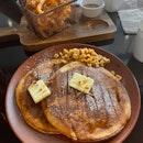 Highland Pancake ($12)