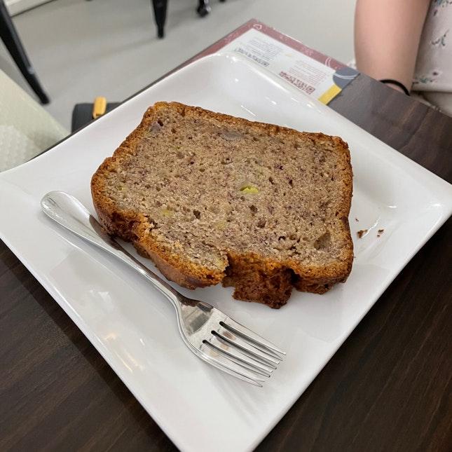 Banana Bread (Australian Style) ($3.50)