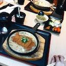 Pork Katsu Cutlet