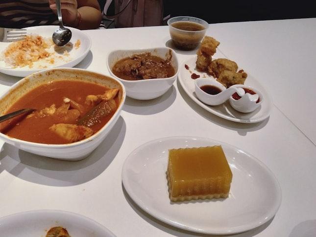 Nonya Food At Brosis Eatery