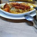 Vegetarian Katsu Curry Rice