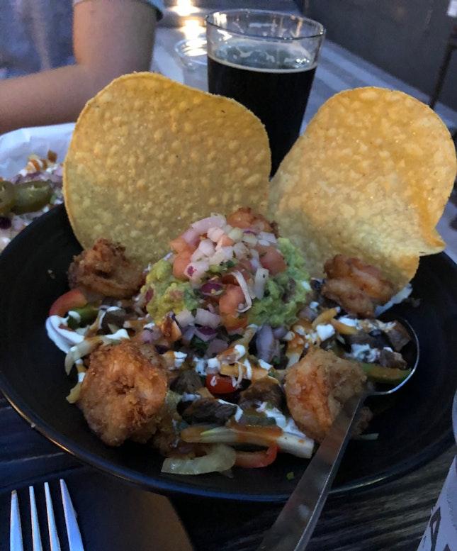 Surf & Turf Burrito Bowl