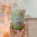 Wildseed's Iced Matcha Latte ($7.50)