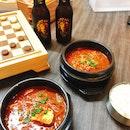 Kimchi Jjigae At Thirsty4balls - The Cathay