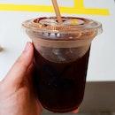 Iced Americano ($6.60)