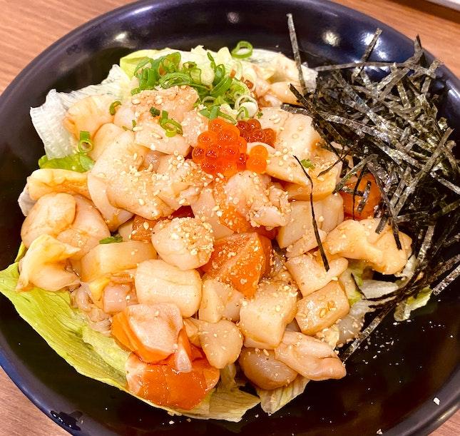 Medium Kaisen Salad ($15.80)