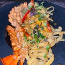 Lobster Pasta at Hopscotch