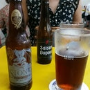 Craft beers @ The Golden Mile Food Centre