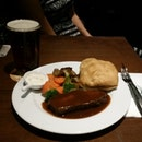 Roast Beef & Yorkshire Pudding