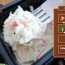 Creamy Tangy Coleslaw
