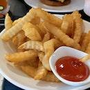 Pricey Fries ($8++)